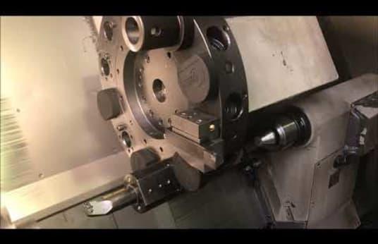 GRAZIANO GT 400 CNC-draaibank