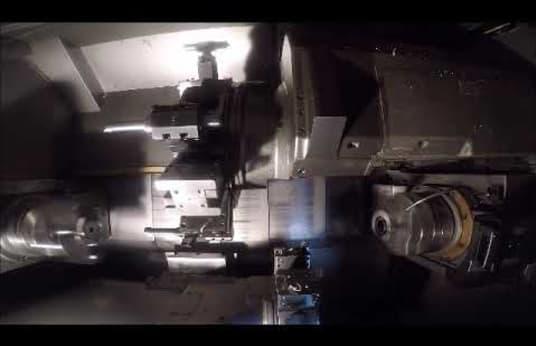 OKUMA LT 25 M CNC Turning/Milling Center with automation