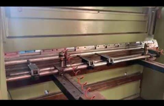 Prasa do metalu WEINBRENNER AP 125 Bending