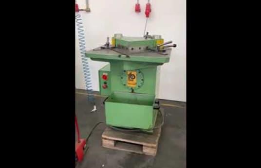 BOSCHERT LB 12 K 4 stroj za zarezivanje