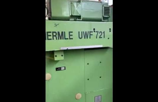 HERMLE UWF 721 CNC Universal Tool Milling Machine