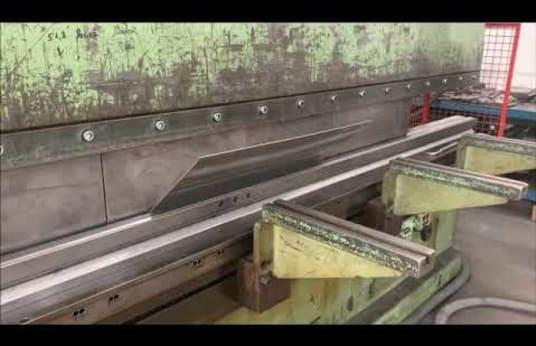 Prasa do metalu WEINBRENNER AP 200 Bending