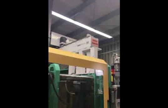 Mașină de formare prin injecție ARBURG ALLROUNDER SELECTA 630 S 2500 - 1300