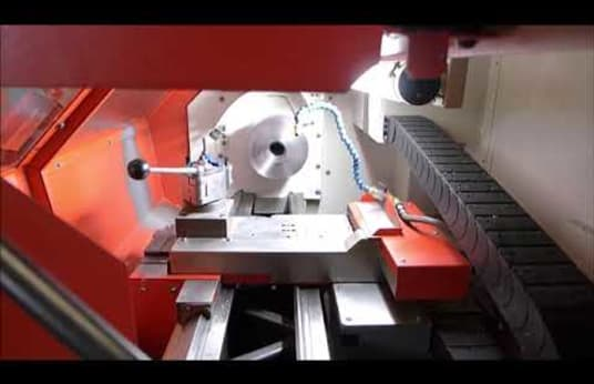 EMCO E 200 Teach-In Lathe
