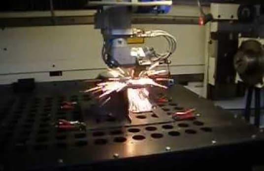 Mașină de debitat cu laser TRUMPF LaserCell TLC 105