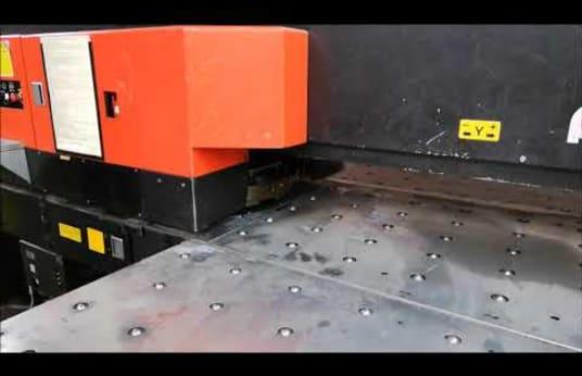 AMADA VIPROS 255 CNC Turret punch press