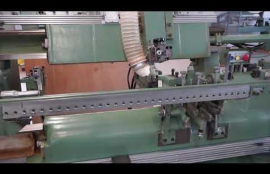 GENINI KAFIRO COPIA 90 Automatische Kopierdrehmaschine