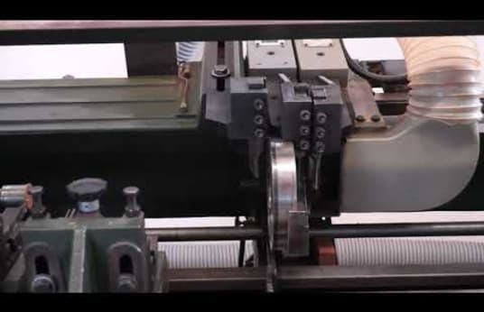 LOCATELLI MONOMATIK TP2-120 Automatic Copy Lathe