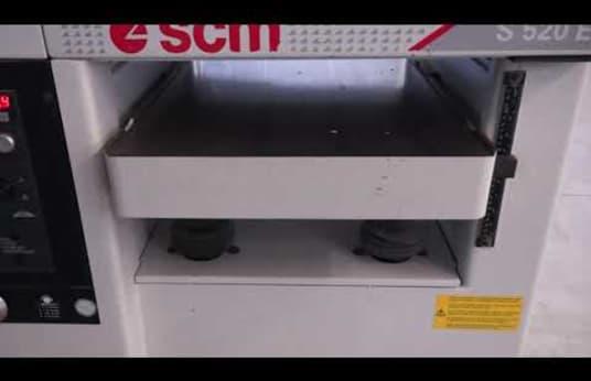 Regruesadora SCM S520E