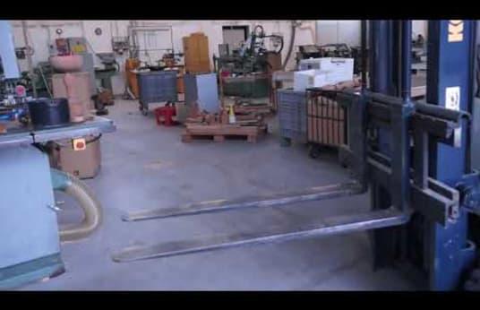 KOMATSU EX15 Electric Forklift