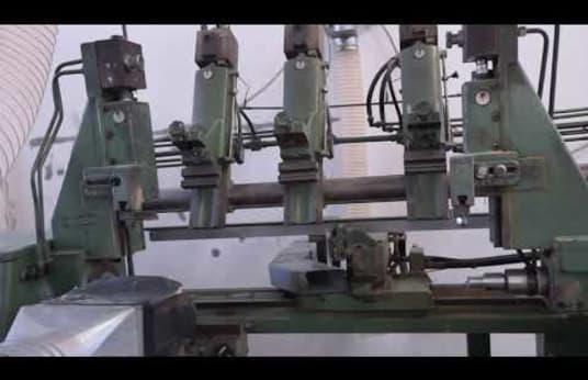 Strung pentru lemn GENINI G300 Automatic Copy
