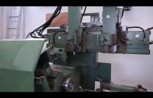 Strung pentru lemn GENINI HIDROFRONT LOGIC Electronic