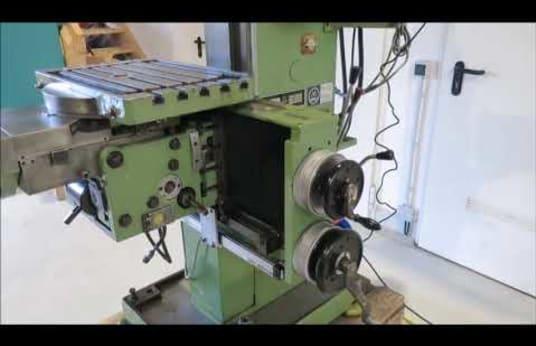 MAHO MH 600 Tool milling machine