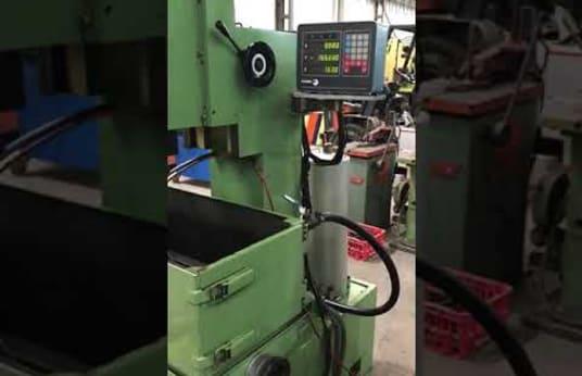TOP E.D.M DM-6030 Süllyesztékes szikraforgácsoló gép