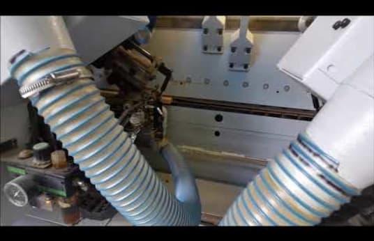 HOMAG OPTIMAT KAL 310/7/A 20/S 2 Edge Banding Machine