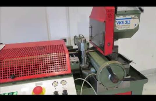 Scie circulaire BERG & SCHMID VKS 315 Cold Auotmatic