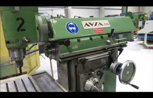 AVIA C 20 Gereedschapsfreesmachine