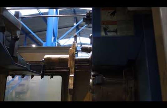 HYUNDAI Supatec SPT H 630S Horizontal machining center