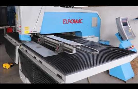 Punzonatrice EUROMAC ZXR 1250/30-2000