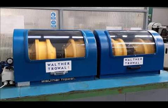 WALTHER TROWAL E5 Drum Double Abrasion