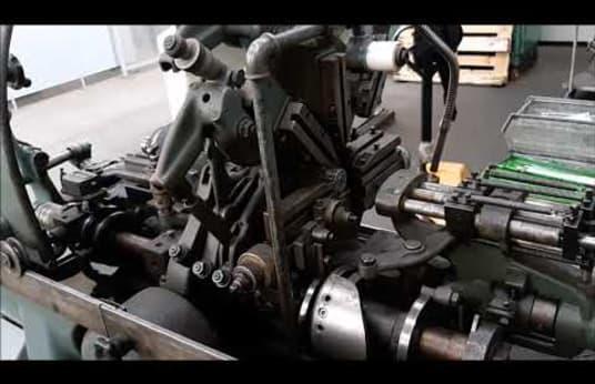 BECHLER A-10 Automatic Esztergagép