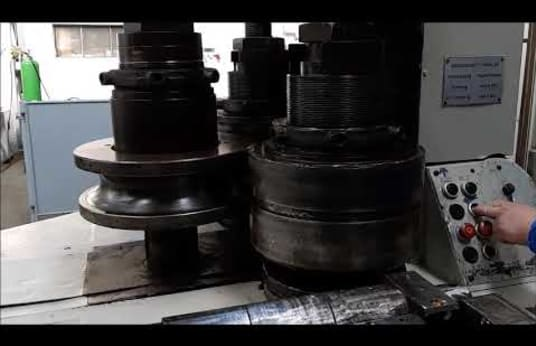 HERKULES WETZLAR BO 232 K Profilbiegemaschine
