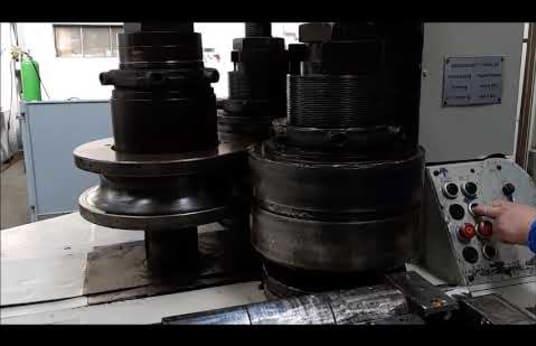 HERKULES WETZLAR BO 232 K Profile Bending Machine