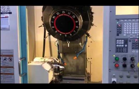 Centro de mecanizado BROTHER TC-S 2 A CNC