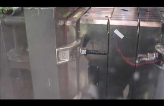 Inyectora de plástico ENGEL Viktory 80/50 Spex