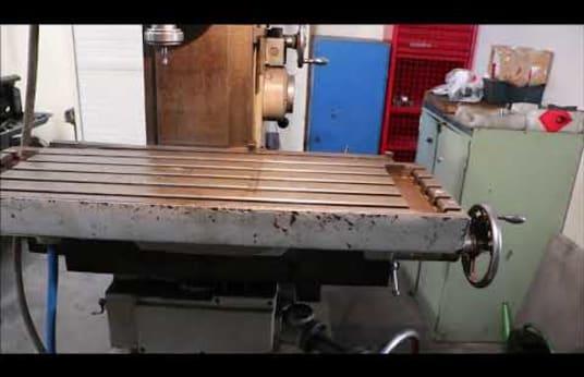 KOMUNARAS 6760 Universal milling machine