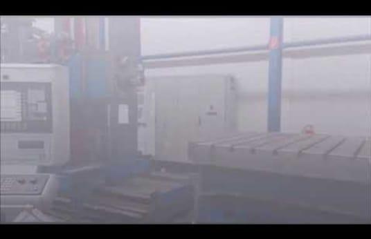 Centro de mecanizado horizontal CNC con cambiador de planchas COLGAR PROG 213 TR 12 P