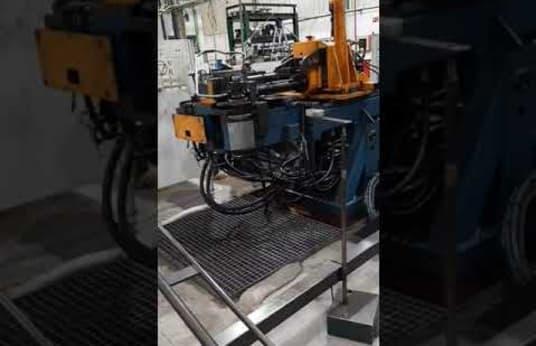 Преса за огъване на тръби TEJERO HR-50-CNC
