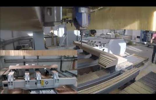 HOMAG PROFI BOF130/40/16/1F/K CNC obdelovalni center
