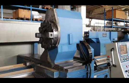 GURUTZPE A-1000/2 CNC Heavy-Duty Lathe