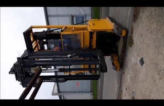 MAGAZINER EK 15 Forklift
