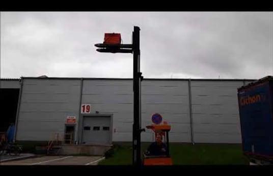 TOYOTA SRE 160 Forklift