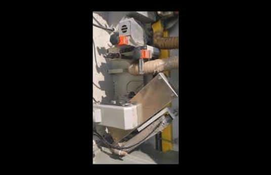 Mașină de aplicat cant CEHISA Rapid EP-11