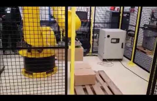 KUKA KR125/2 Tj Robotski stroj