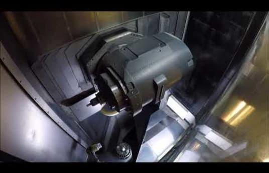 DMG MORI CTX beta 1250/TC Turn-mill Machining Center