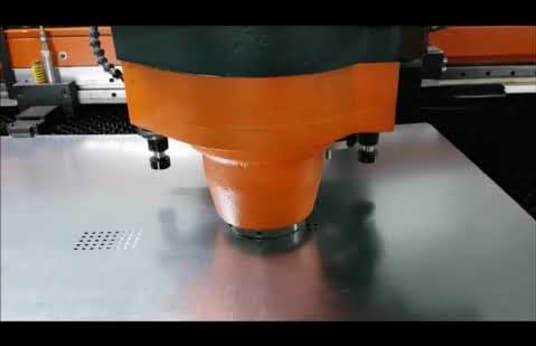 Punzonadora IMAC HP 1000X1250