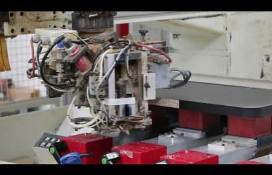 Centro di lavoro CNC IMA-BIMA 410/V/400