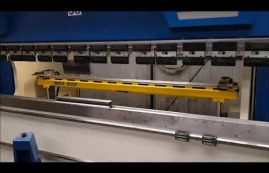 Presse plieuse hydraulique RICO PRCN 30160