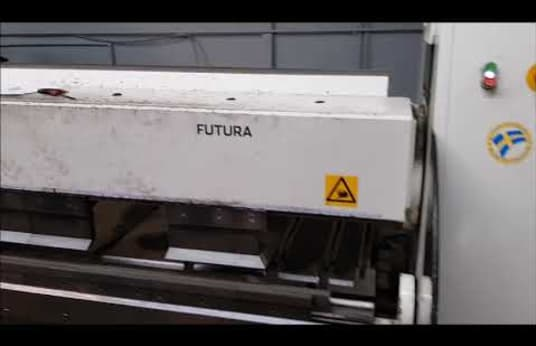 CIDAN Futura 25 Folding Machine