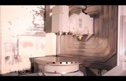 Centro de mecanizado de 5 ejes DECKEL MAHO DMG DMU 100 P DuoBlock