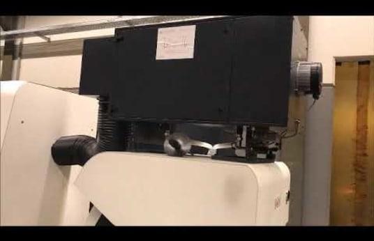 GRAZIANO - DMG MORI CTX Beta 2000 serie 003 CNC strug
