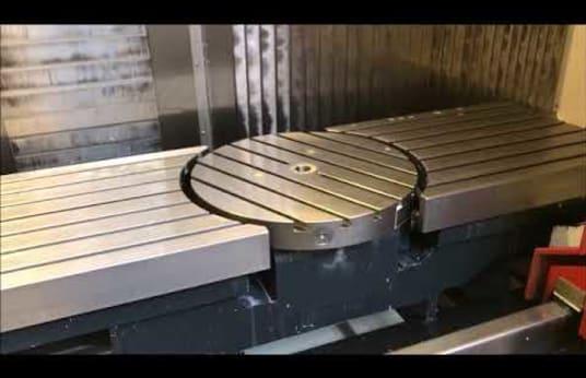 HEDELIUS T 6-2300 Tiltenta 6 Magnum Univerzális megmunkáló központ