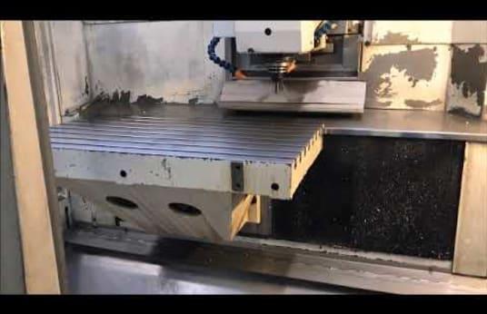 MIKRON WF 32 C-TNC 425 Universal CNC Milling Machine