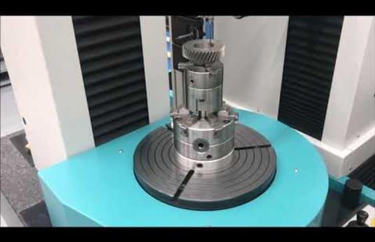 WENZEL WGT 400 Gear Measuring Machine