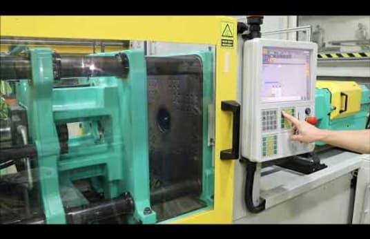 ARBURG Allrounder 470 C 1500-400 GOLDEN EDITION Injection Moulding Machine