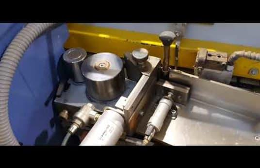 Mașină de aplicat cant CEHISA COMPACT 4 Unilateral